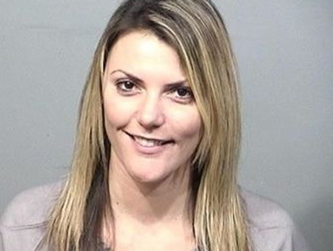 Michelle Meadors, 28, of Cocoa Beach, charges: Battery