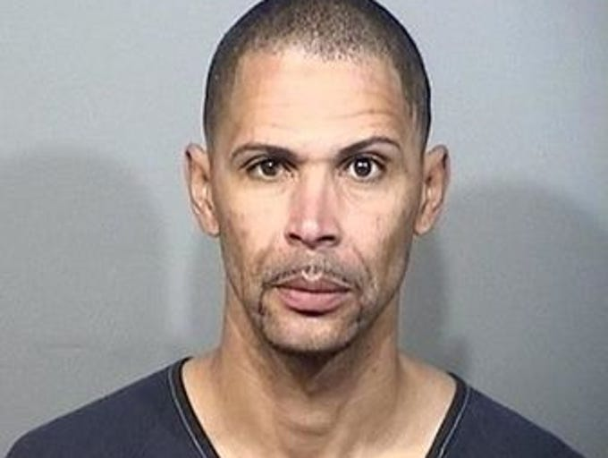 Carlos Delgado, 40, of Tampa, charges: Out-of-county