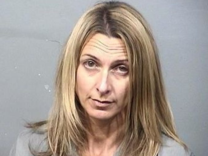 Traci Moore, 41, of Melbourne Beach, charges: Dui;