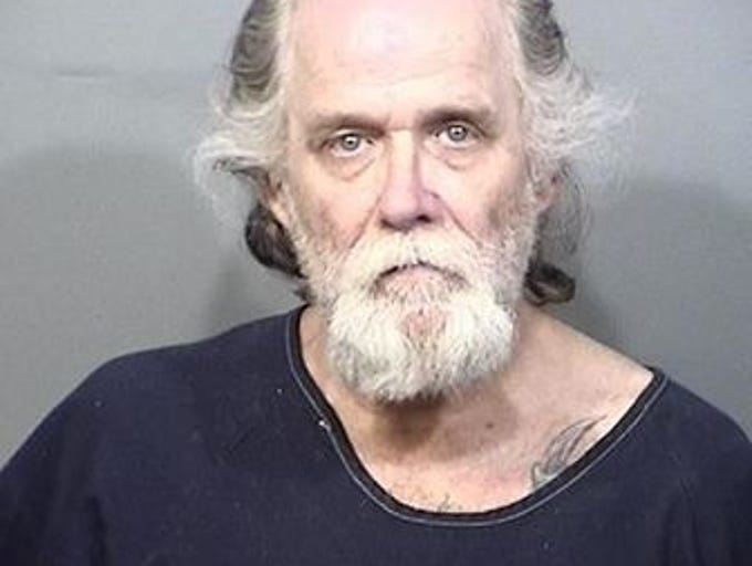 Peter Weber, 61, charges: Mistaken entry; vop felony.