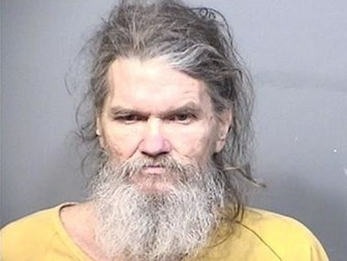 Donald Koths, 50, charges: Trespass property not structure/conveyance.