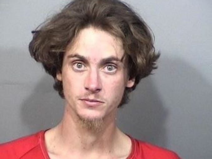 Dion Rindge, 28, of Cocoa, charges: Armed burgl dwell/struct;
