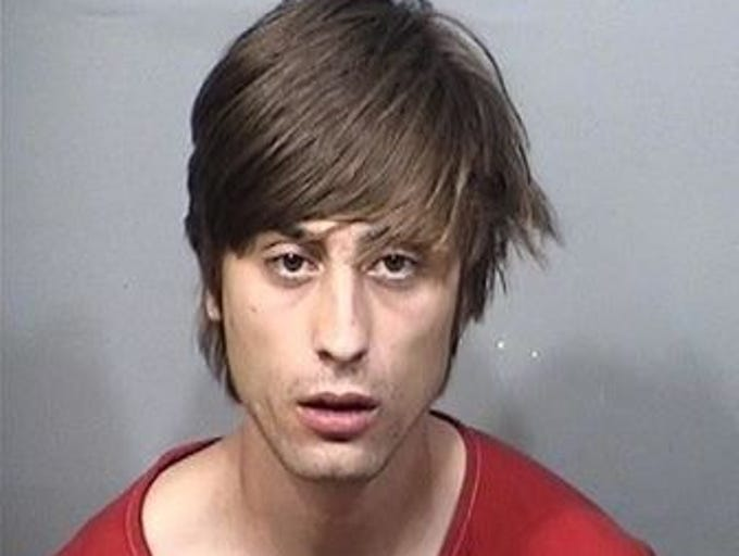 Ray Davis, 20, of Palm Bay, charges: Battery .