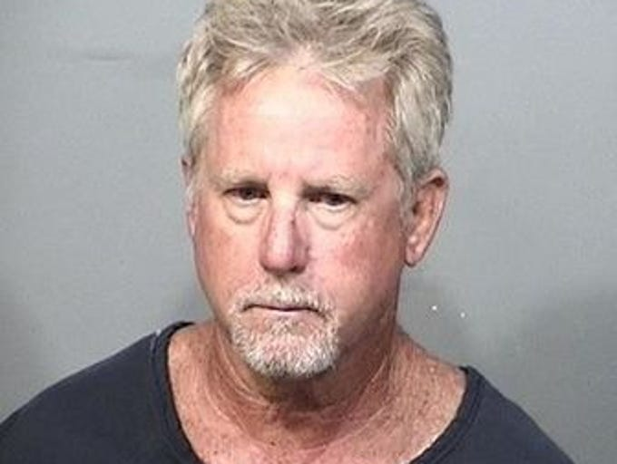 Dennis Hayes, 58, of Merritt Island, charges: Possession