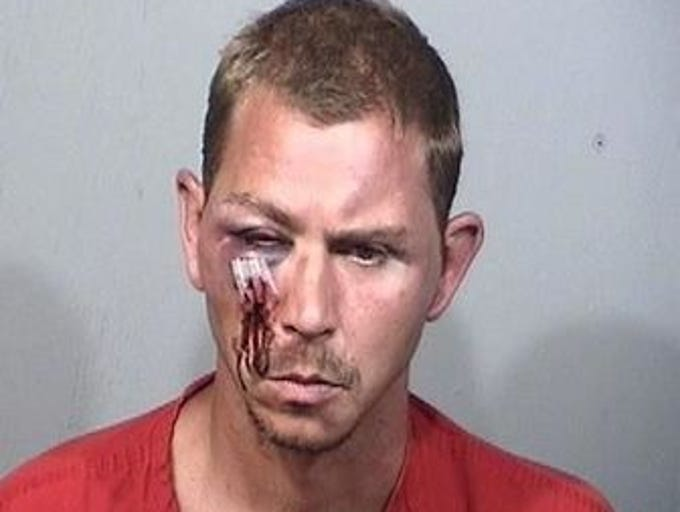 Michael Bradford, 37, charges: Grand theft; false verification