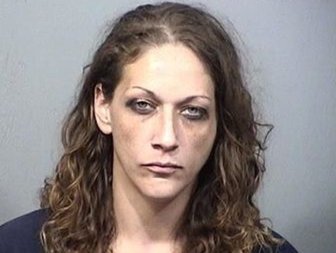 Danielle Arnold, 32, of Cocoa, charges: Driving while