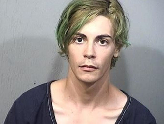 Dallas Eskildsen, 28, of Cocoa, charges: Mistaken entry;