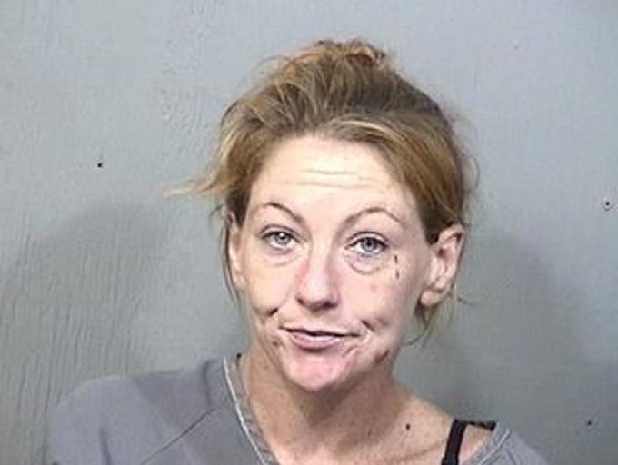 Valerie Tierney, 30, of Titusville, charges: Possession