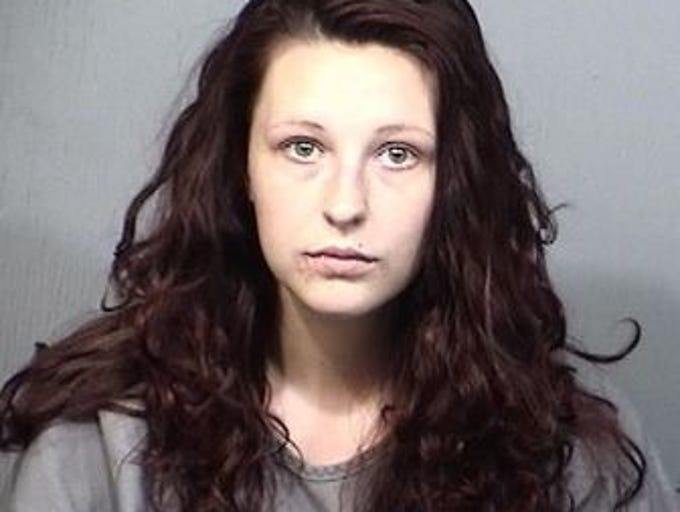 Savannah Dorsey-carter, 18, of West Melbourne, charges: