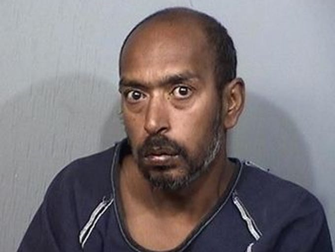 Marcus Ramroop, 44, of Melbourne, charges: Dui; 2 counts