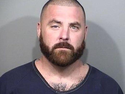 Arrest mugshots for 11/1/17