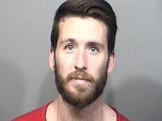 Michael Oleksik, 23, of Rockledge, charges: Criminal