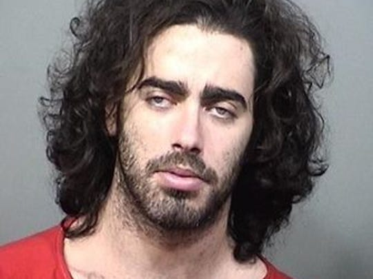 Robert Hamm, 28, of Titusville, charges: Murder 1st deg premeditated.