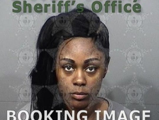 Crystal Ringer, 32, of Palm Bay, charges: Carrying