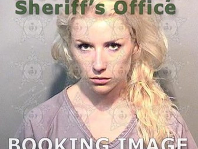Lorraine Milaski, 27, of Barefoot Bay, charges: Out-of-county