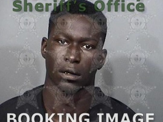 Quantavious Jackson, 21, of Cocoa, charges: Robbery