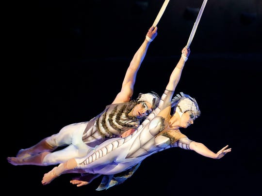 OVO, de Cirque du Soleil, llega a Phoenix.