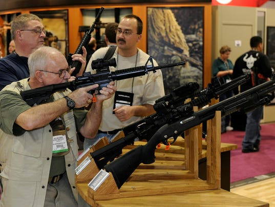 GTY GUN SHOW HEL A CLJ LIF USA NV