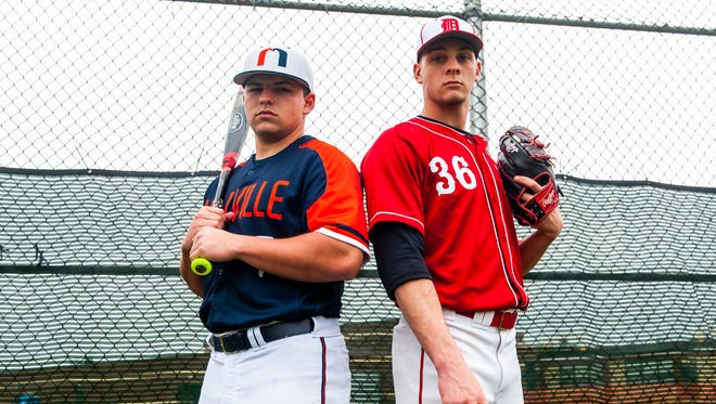 Buddy Kennedy of Millville and Delsea's Brad Dobzanski have cemented themselves as two of the top ballplayers in South Jersey.