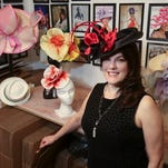 Christine Moore, milliner to the Kentucky Derby stars