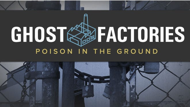 Ghost Factories: Poison in the Ground. Read the full series and watch videos at ghostfactories.usatoday.com
