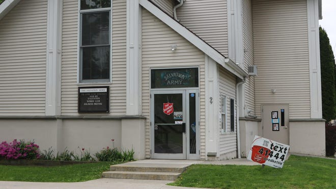 The Port Jervis Salvation Army, at 99 Ball St., provides bagged meals and grocery  items.