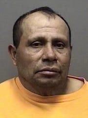 Uwaldo Trinidad Hernandez-Berios was charged with felony