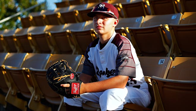 Cross Kubik was selected for an All-America showcase tournament at ESPN's Wide World of Sports in Orlando, Fla., earlier this summer..