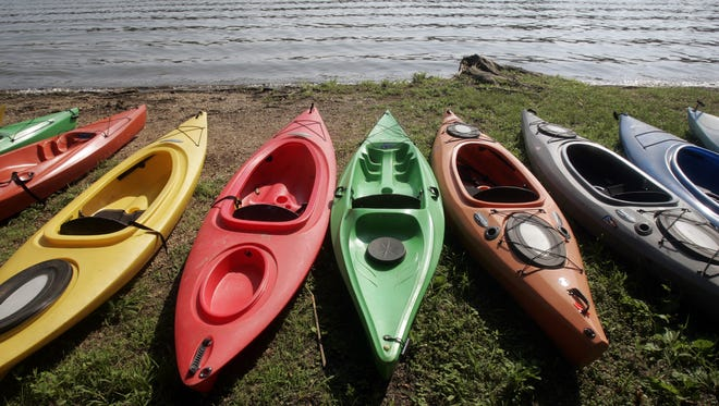Kayaks offer fun, healthy activities for the family, and following these tips can keep those activities safe.