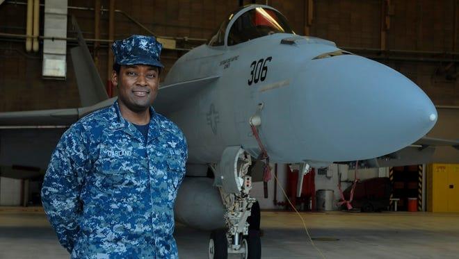 Petty Officer 3rd Class Darryl Garland
