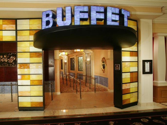 Five of the best buffets in las vegas for Sideboard jam
