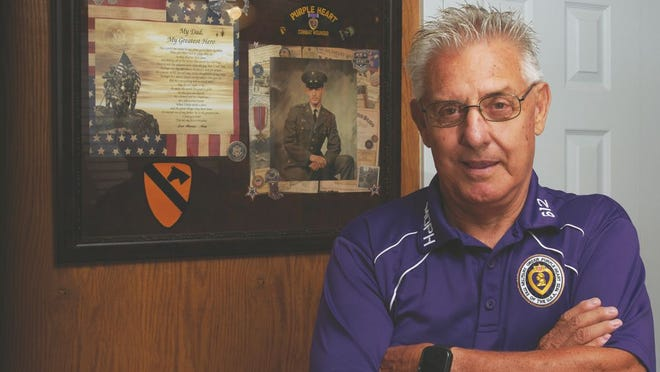 Local Vietnam War veteran Larry Flenniken earned 11 medals during his time in Vietnam, serving in the First Calvary of the U.S. Army. The Army consists of armor, aviation, artillery and infantry; Flenniken was part of each during his tour in country.