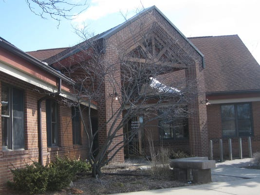 The DeWitt District Library