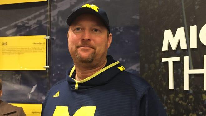 Offensive coordinator Tim Drevno