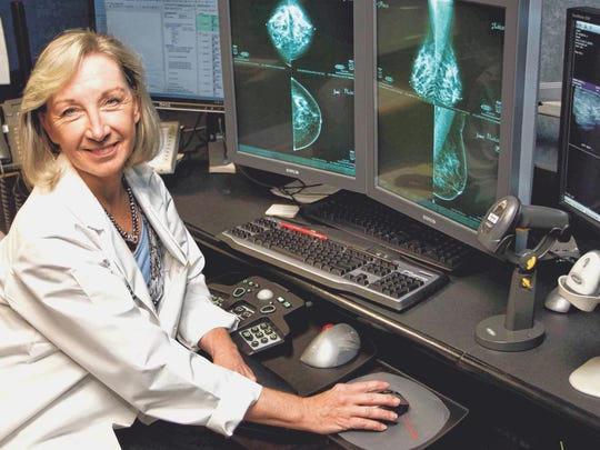 There are many reasons women fail to make an annual appointment for a mammogram, Dr. Kathleen Gafarian says. She urges women not to let fear get in the way of getting a screening that saves lives.