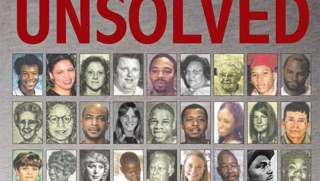 Lansing has more than 60 cold cases.