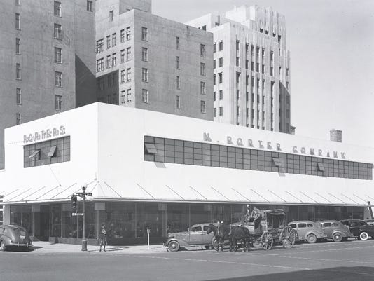 Porter's Western Wear store