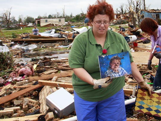 In the days after the Joplin tornado hit in 2011, Tammy