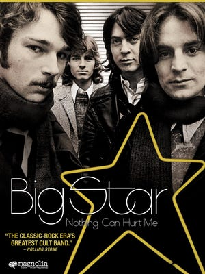 The documentary 'Big Star: Nothing Can Hurt Me' is out today on DVD.