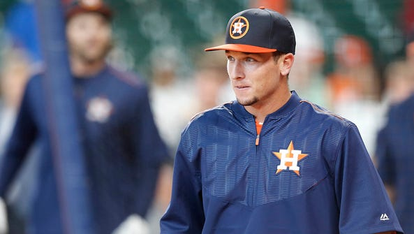 Alex Bregman was the second overall pick in the 2015