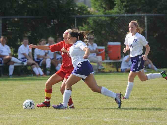 Soccer: Port Clinton at Fremont Ross, Wednesday, Aug 20, 2014.