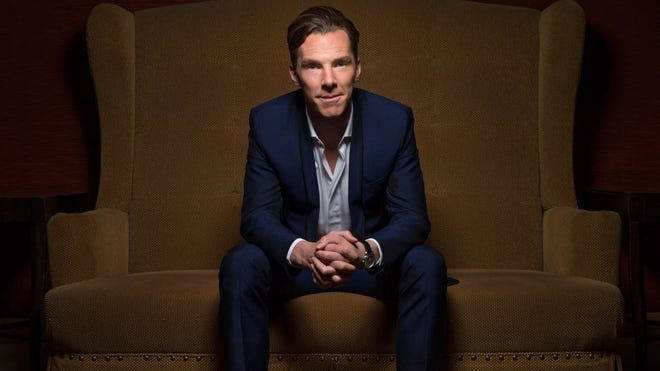 """I want 2014 to be better for different reasons,"" says Benedict Cumberbatch after a year that saw him in five films and the third season of 'Sherlock.' ""I've got personal goals and all sorts of things that I want to evolve."""