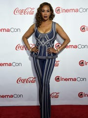 Actress Vivica A. Fox attends the CinemaCon Big Screen Achievement Awards in 2016
