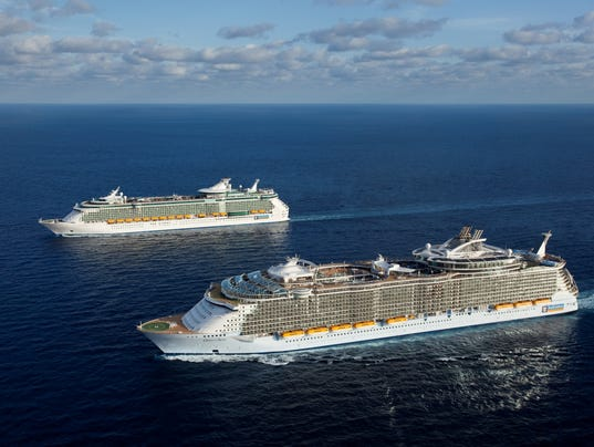 Royal caribbean announces itineraries for 2015 - Allure of the seas fort lauderdale port address ...