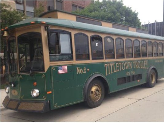 TitleTownTrolley