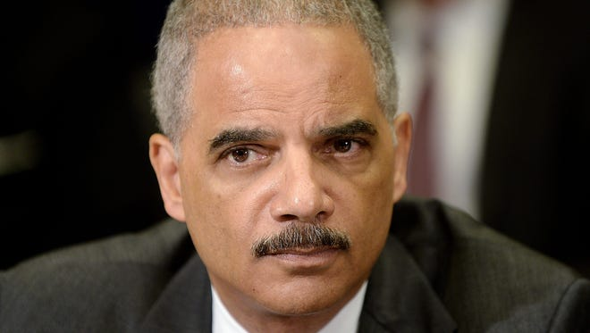 U.S. Attorney General Eric Holder pushed for expanded  clemency for non-violent drug offenders whose sentences would be shorter if they had been convicted today.