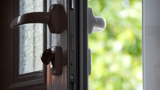 One of the first things you should do after buying a new home is change all the locks.