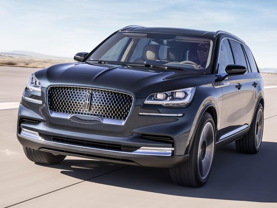 The Lincoln Aviator