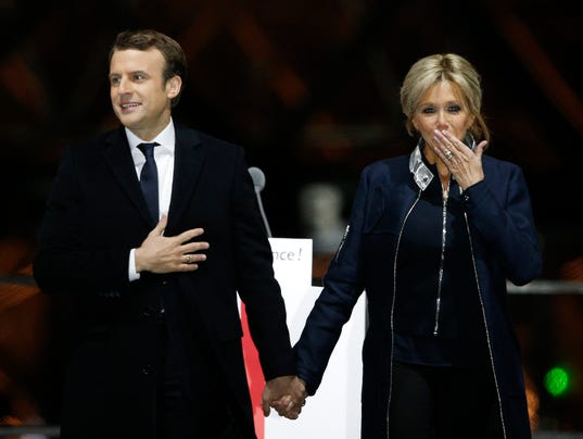 France 39 s emmanuel macron 5 things to know about incoming for Brigitte camus