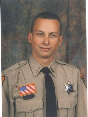 Lincoln County Deputy Sam Steckbauer.